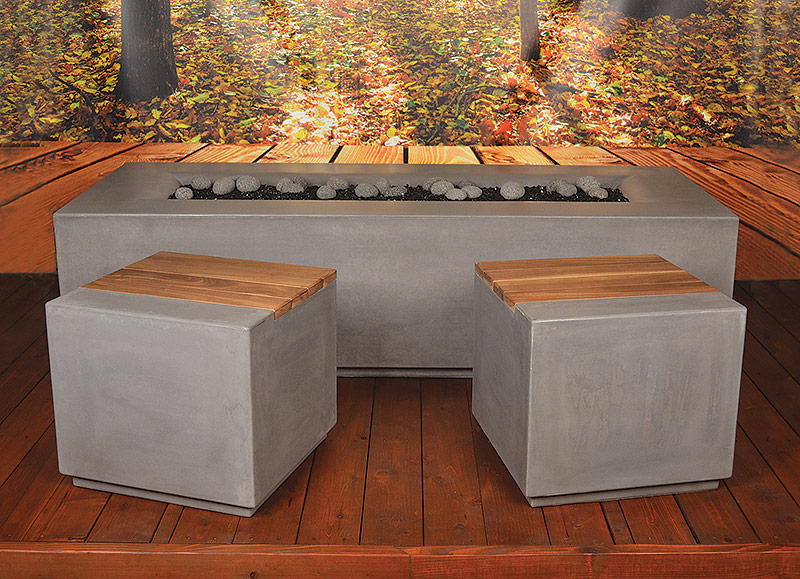 Aura Fire Table