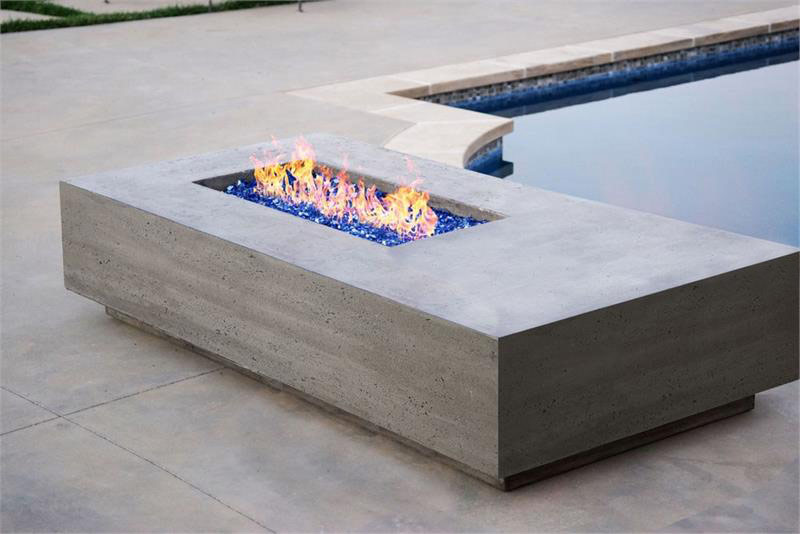 Hampton Fire Pit Table
