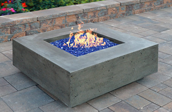 La Jolla Fire Pit Table