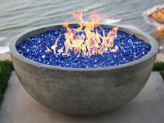 Super Bowl Fire Pit