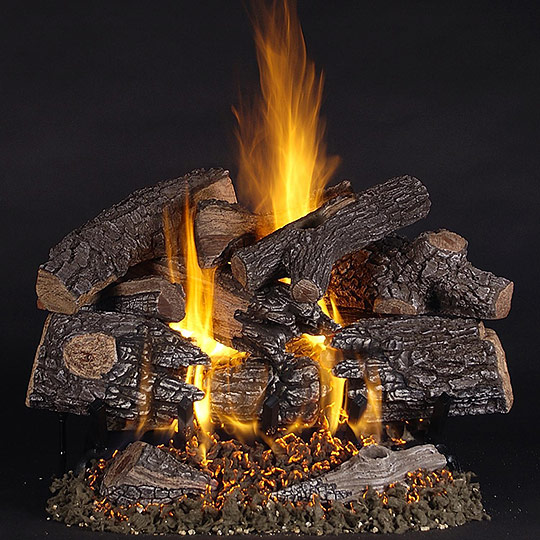 Rasmussen TimberFire Log Set