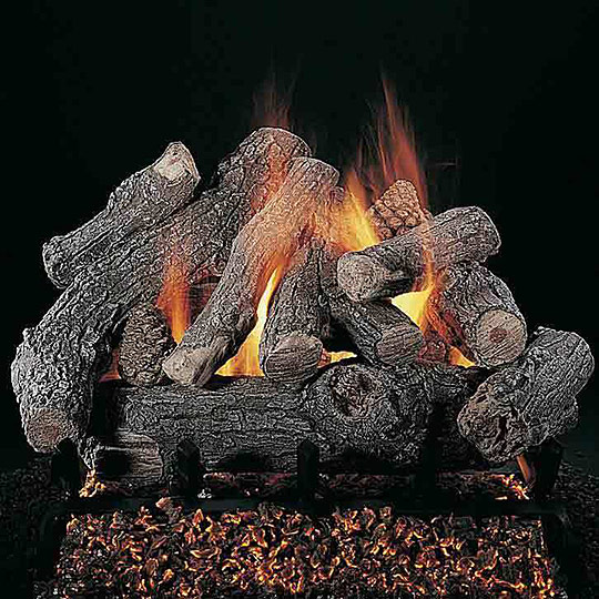 Rasmussen Bonfire Log Set  (Single Face)