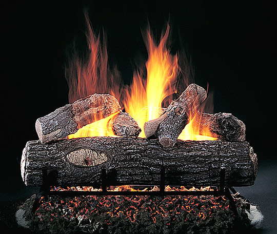 Rasmussen Highland Oak Log Set Kit