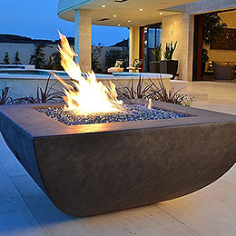 EXQUISITE FIRE PITS
