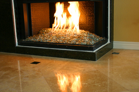 Fireplace Installation Instructions - Diamond Fire Glass