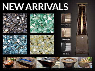 Diamond Fire Glass New Arrivals