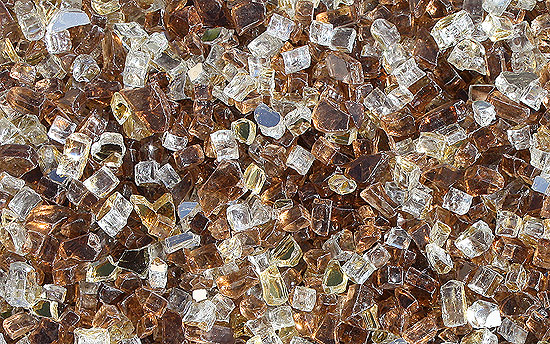 Montecito Premixed Glass Crystals