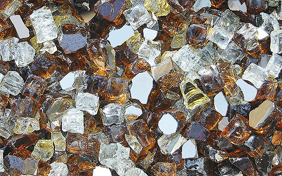 Tuscan Reserve Premixed Glass Crystals