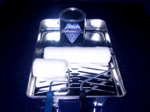 Diamond fire paint kit diamond fire glass do it yourself fireplace paint kits paint kit solutioingenieria Image collections