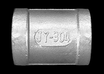 1/2 Inch Stainless Steel Coupling