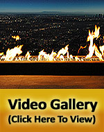 Fire Pit Glass Video Gallery